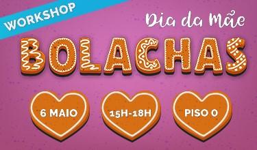 Workshop de Bolachas