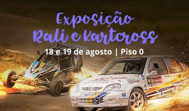 Exposição Rali e Kartcross