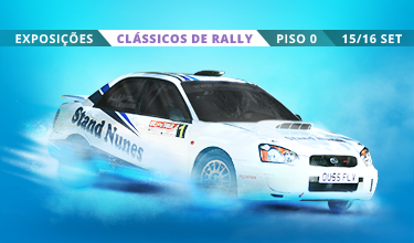 Clássicos de Rally