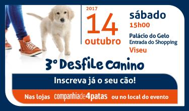 3º Desfile Canino