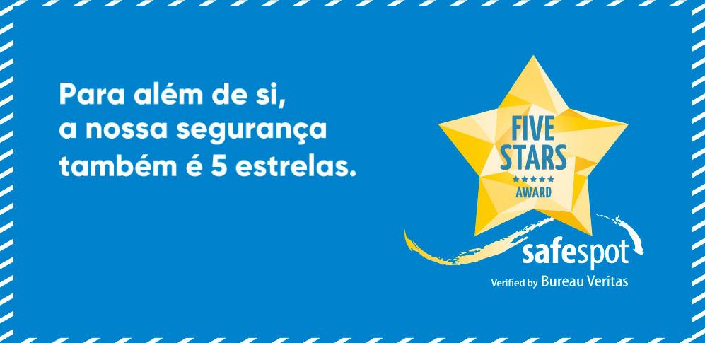 Five Stars Award
