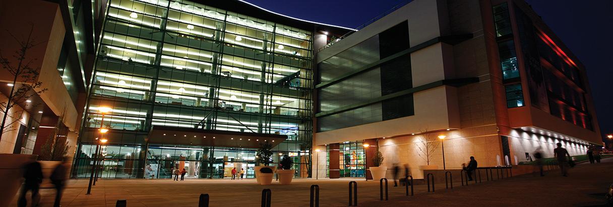 Palácio do Gelo Shopping - Exterior