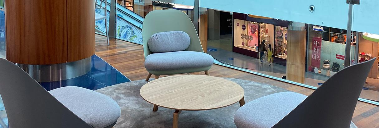 Palácio do Gelo Shopping - Interior