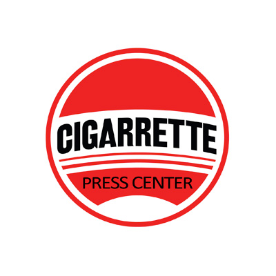 PRESS CENTER CIGARRETTE
