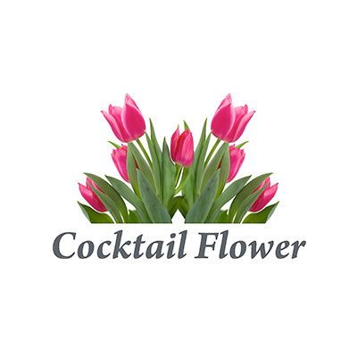 COCKTAIL FLOWER
